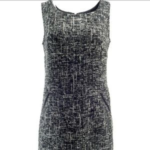 Dana Buchman Sleeveless Tweed Jumper